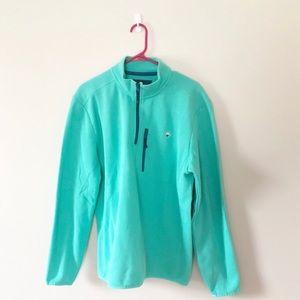 Southern Shirt Quarter Zip Pullover Sweatshirt